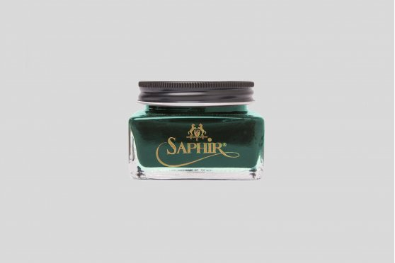Saphir 1925 Dark Green creame