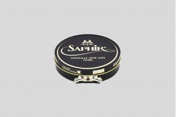 Saphir Mirror Gloss Black Polish Cream