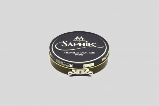 Saphir Mirror Gloss Brown Polish Cream